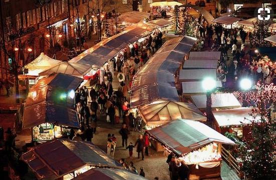 I 10 mercatini di Natale 2017 più belli in Italia