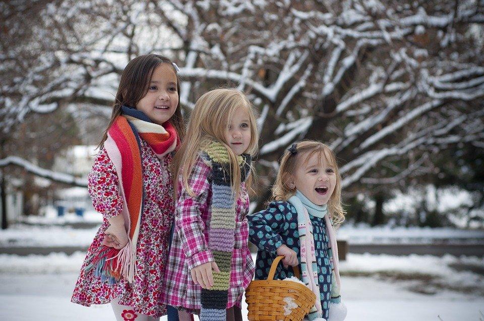 Auguri Di Natale Per Bimbi.Auguri Di Natale Idee Originali Per I Bambini
