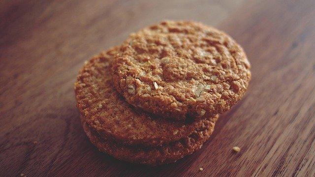 realizzare biscotti integrali per la colazione