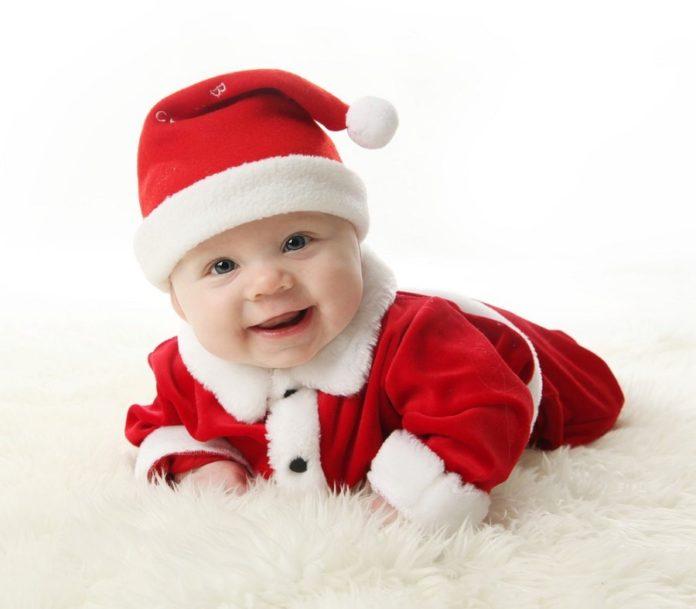 Regalo di Natale per neonati