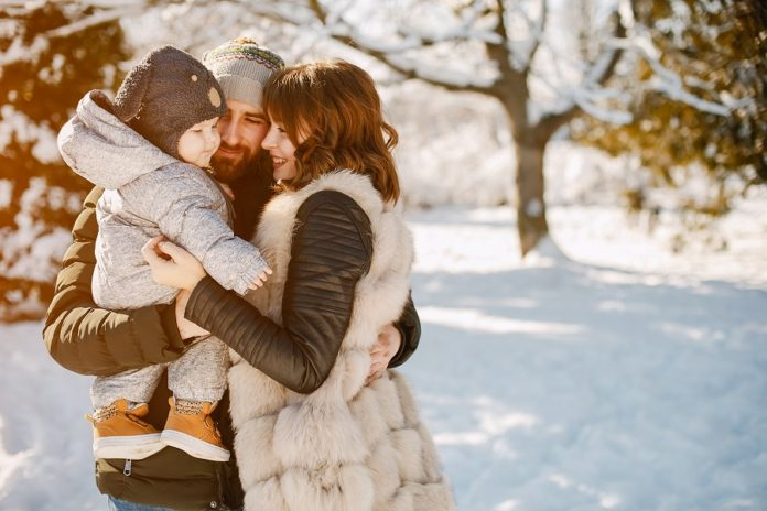 Inverno e bambini