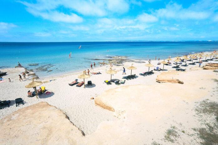 vacanza in famiglia a Formentera